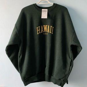 Brandy Melville Sweaters - Brandy Melville Hawaii Erica Sweatshirt